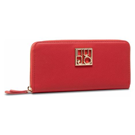 Duży Portfel Damski LIU JO - Xl Zip Around AA1120 E0017 True Red 91664
