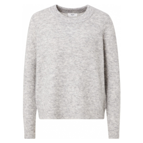 OBJECT Sweter szary
