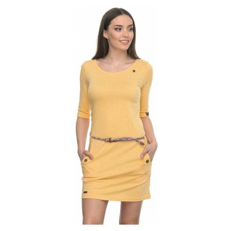 sukienka Ragwear Tanya - 6028/Yellow