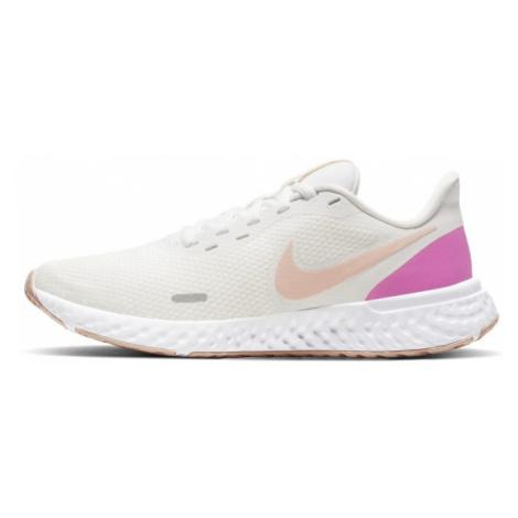 Damskie buty do biegania Nike Revolution 5 - Biel