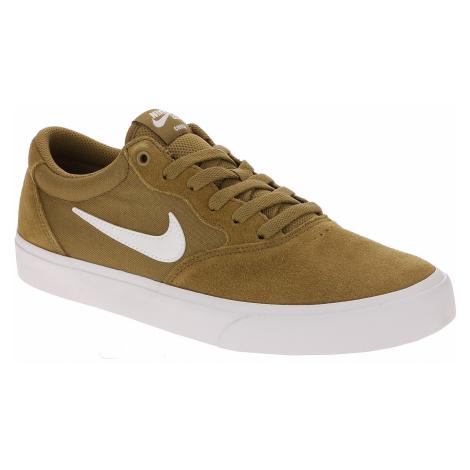 buty Nike SB Chron SLR - Golden Beige/White/Golden Beige/Black
