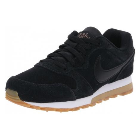 Nike Sportswear Trampki niskie 'MD Runner 2 SE' czarny