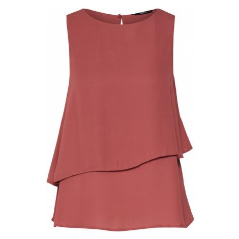ONLY Bluzka 'RIED' czerwony