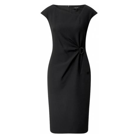COMMA Sukienka czarny