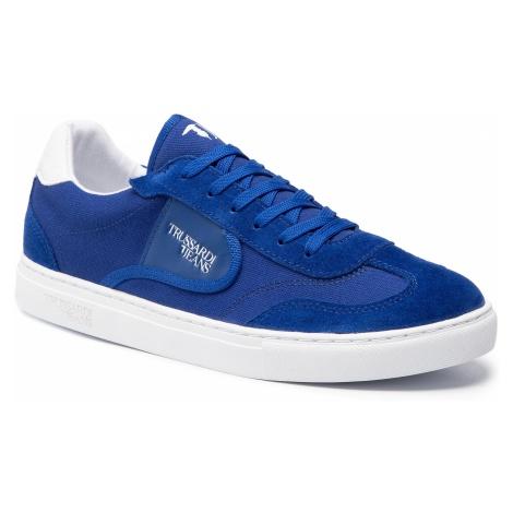 Sneakersy TRUSSARDI JEANS - 77A00144 U250