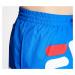 FILA Makoto Beach Shorts Royal Blue/ Bright White