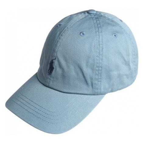 POLO RALPH LAUREN Czapka 'CLASSIC CAP' niebieski