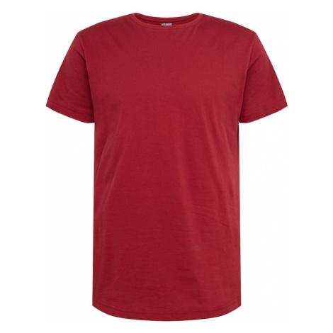 Urban Classics Koszulka burgund