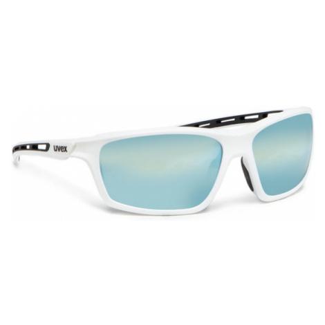 Uvex Okulary przeciwsłoneczne Sportstyle 229 S5320688816 Biały