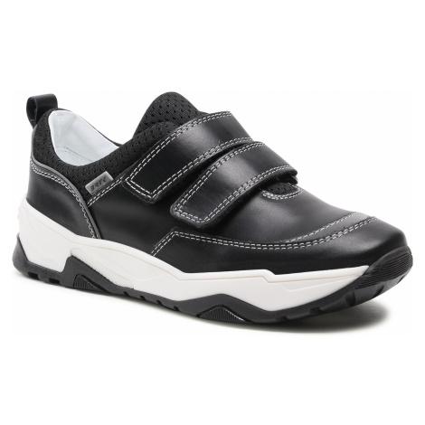 Sneakersy BARTEK - 8172-N2-S Czarny