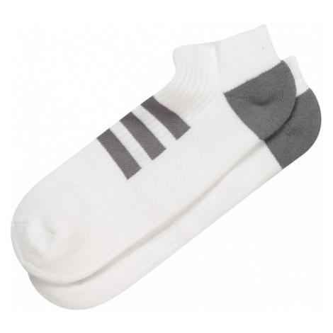 Adidas Golf Skarpety sportowe szary / biały