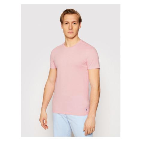 Polo Ralph Lauren Komplet 3 t-shirtów Classic Crew 714830304001 Kolorowy Regular Fit