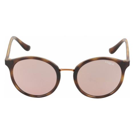 VOGUE Eyewear Okulary przeciwsłoneczne brązowy