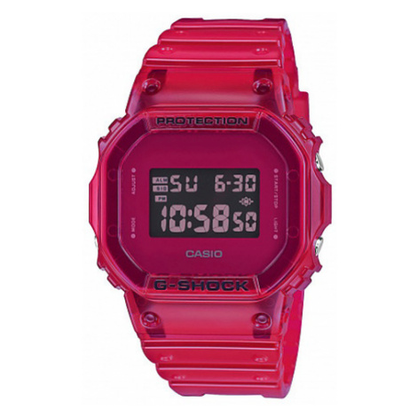 Zegarek G-SHOCK - DW-5600SB-4ER Red/Red Casio