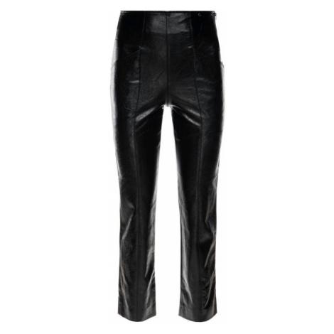 Spodnie skórzane TwinSet