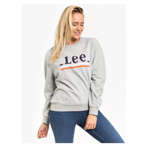 "Lee ""Logo Sws"" Grey Mele"