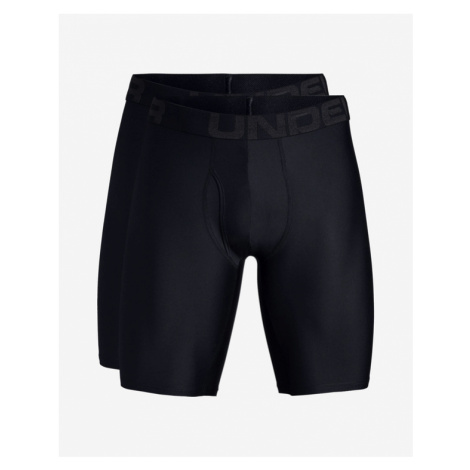 "Under Armour Tech™ 9"" Bokserki 2 pac Czarny"