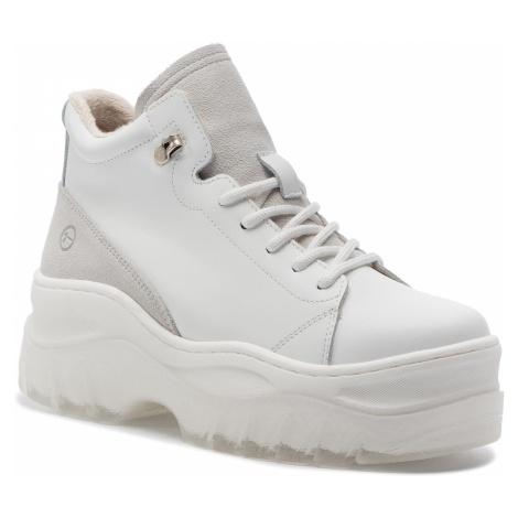 Sneakersy TAMARIS - 1-25248-31 White Leather 117