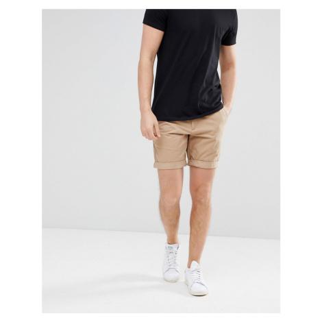 Jack Wills Widmore chino shorts in sand