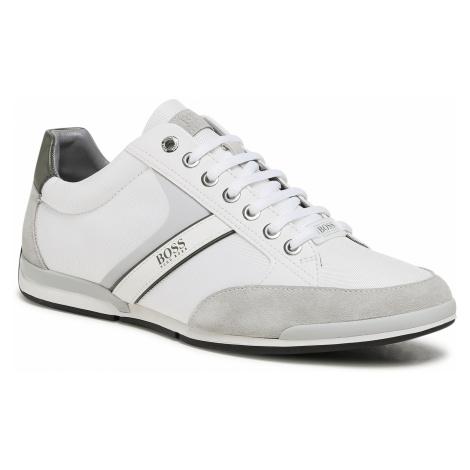 Sneakersy BOSS - Saturn 50407672 10216105 01 Light/Pastel Grey 053 Hugo Boss