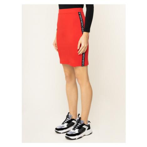 Spódnica ołówkowa Calvin Klein Jeans