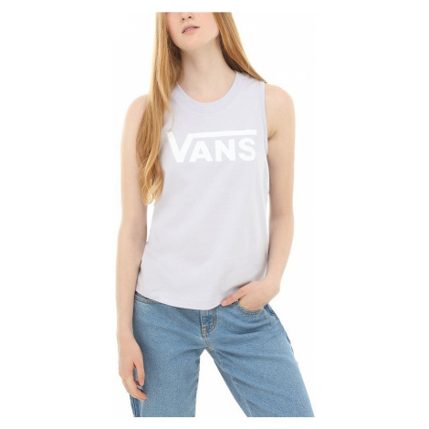 koszulka Vans Flying V Muscle Scoop - Evening Haze