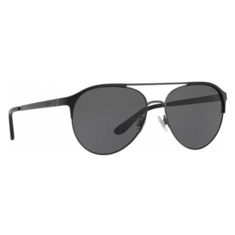 Polo Ralph Lauren Okulary przeciwsłoneczne 0PH3123 936587 Czarny