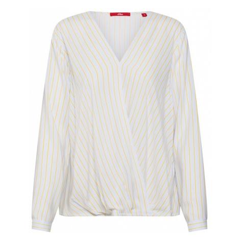 S.Oliver RED LABEL Bluzka biały