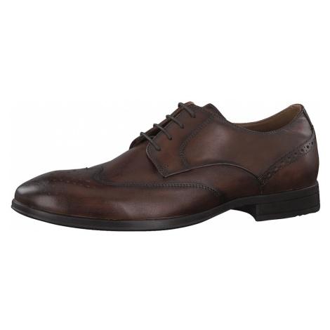 S.Oliver RED LABEL Buty sznurowane brązowy