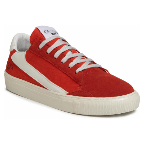 Sneakersy GUESS - Luiss Jr FJ6LUJ FAP12 RED