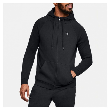 Bluza męska Under Armour Rival Fleece Full-Zip 1320737 001
