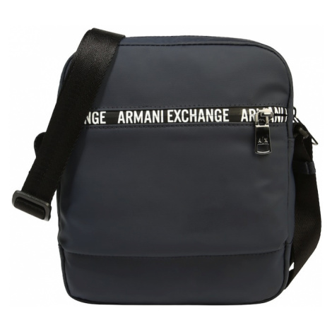 ARMANI EXCHANGE Torba na ramię niebieska noc