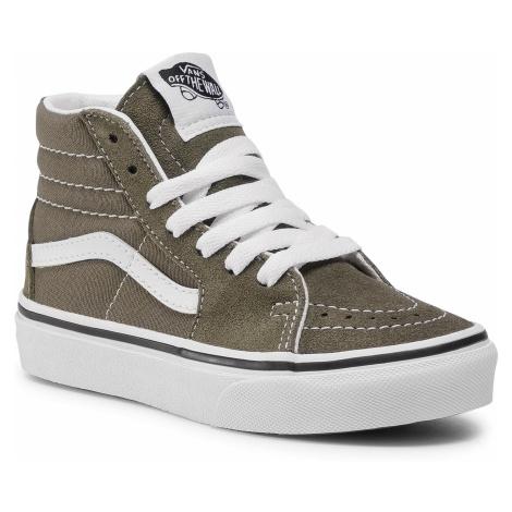 Sneakersy VANS - Sk8-Hi VN0A4BUW0FI1 Grape Leaf/True White