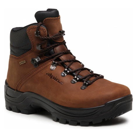 Trekkingi ALPINA - Tundra 6931-2 Brown