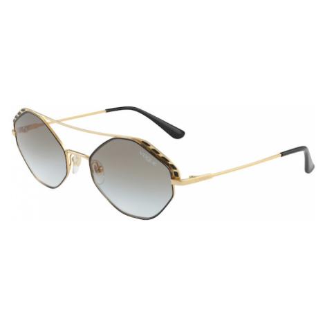 VOGUE Eyewear Okulary przeciwsłoneczne złoty / czarny