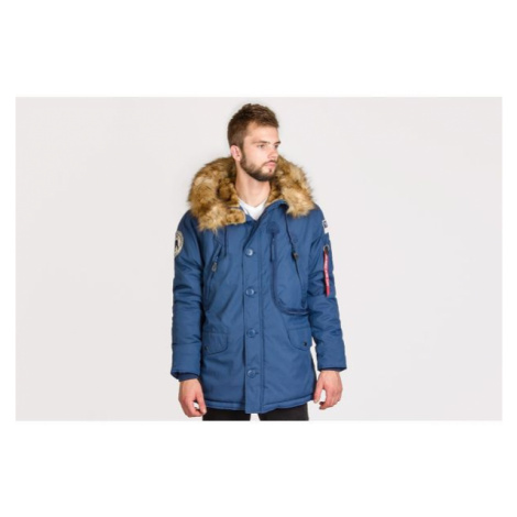 ALPHA INDUSTRIES POLAR JACKET PARKA > 123144435