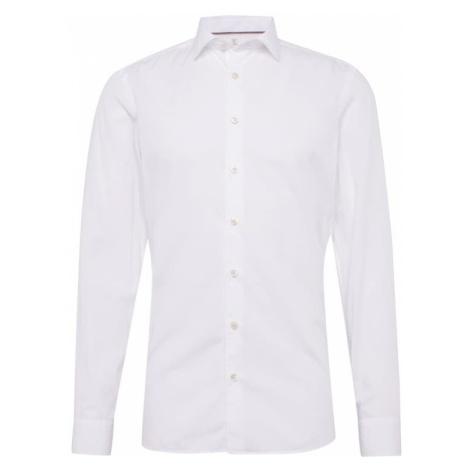 OLYMP Koszula biznesowa 'Level 5 Smart Business Uni' biały