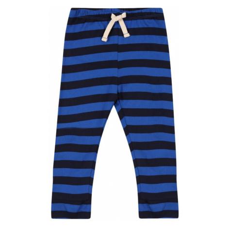 GAP Spodnie niebieski / czarny