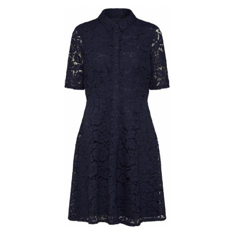 Y.A.S Sukienka koszulowa 'Blonde' ciemny niebieski
