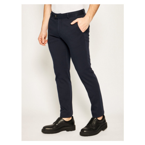 Joop! Spodnie materiałowe 17 Jt-31Enton-D 30015610 Granatowy Extra Slim Fit