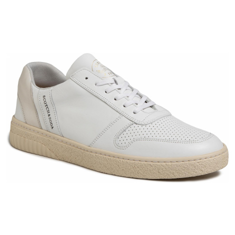 Sneakersy SCOTCH & SODA - Brilliant 20831641 White S29