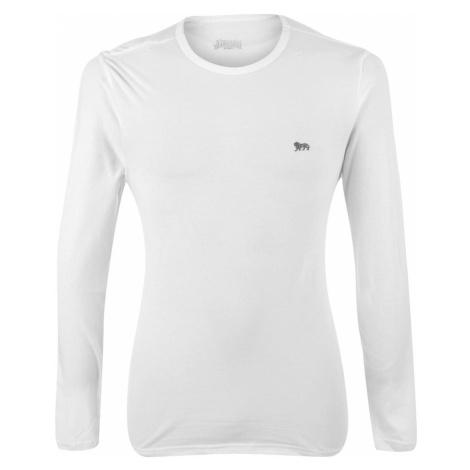 Lonsdale Long Sleeve T Shirt Mens