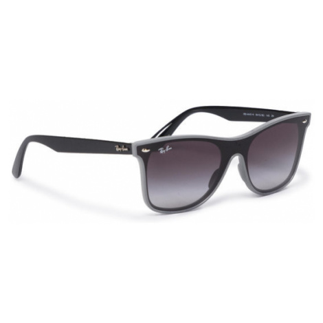 Ray-Ban Okulary przeciwsłoneczne Blaze Wayfarer 0RB4440N 64158G Szary