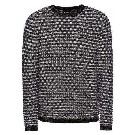 Only & Sons Sweter 'DOC CREW' ciemnoszary
