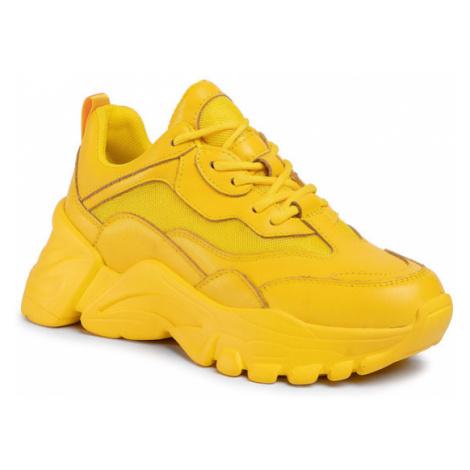 Togoshi Sneakersy TG-19-04-000179 Żółty