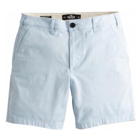 HOLLISTER Spodnie 'SHORT' niebieski