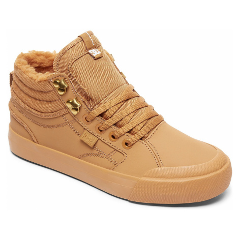 buty DC Evan HI WNT - WE9/Wheat
