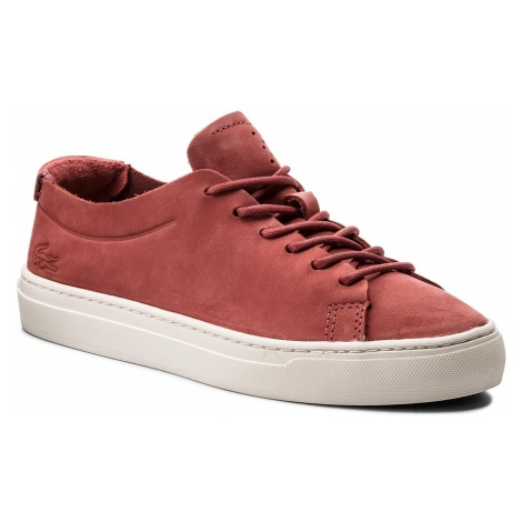 Sneakersy LACOSTE - L.12.12 Unlined 1183 Caw 7-35CAW0018262 Red/Off Wht