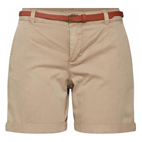 VERO MODA Spodnie 'VMFLASH' beżowy