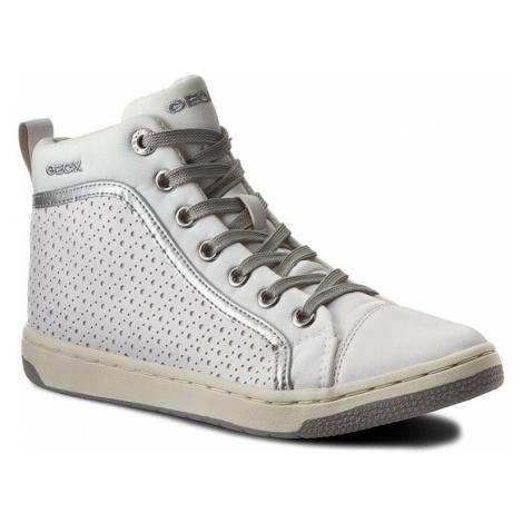 Trzewiki GEOX - J Creamy H J72L5H 05411 C1000 S White